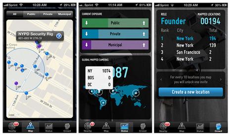 Suriname la | La App que utiliza el poder del crowdourcing para monitorizar las cámaras de vigilancia | realidad aumentada v | Scoop.it