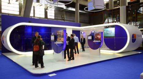 Innovia Exhibition Stand | Exhibition Designers | Scoop.it