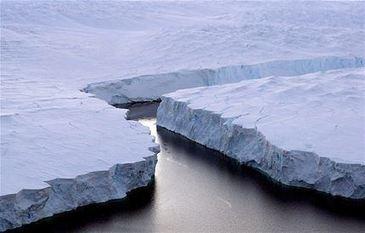 El calentamiento, superior a lo previsto en la Ántartida Occidental   Agua   Scoop.it