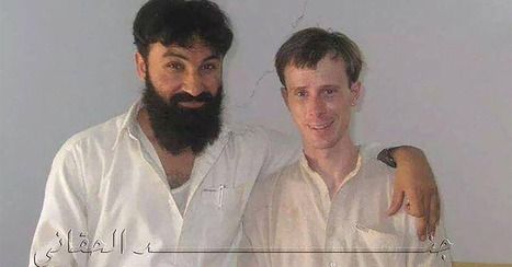 Sgt. Bowe Bergdahl Seen Smiling With Taliban Leader in New Twitter Pic | The Unpopular Opinion | Scoop.it