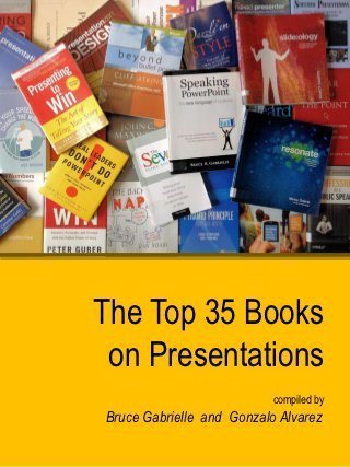 The Top 35 Books on Presentations | Apps, Softwares y Web 2.0 | Adjunct Professors Resource | Scoop.it