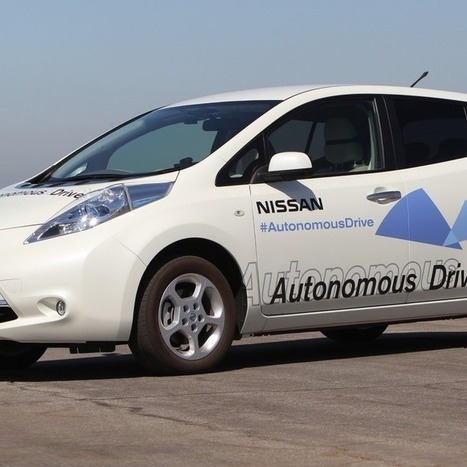 Nissan Plans to Offer Driverless Cars by 2020   The Connected Car   Scoop.it