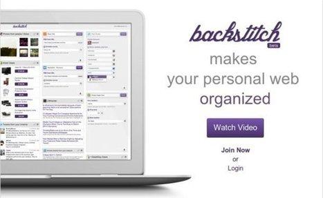 Backstitch: crear una página personalizada en tu navegador web | El lenguaje: una interacción humana a través de una pantalla | Scoop.it