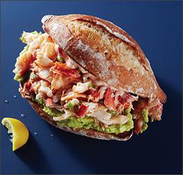 Lobster Roll Sandwich Recipe | Food Fanatics | Hospitality Hub | Scoop.it