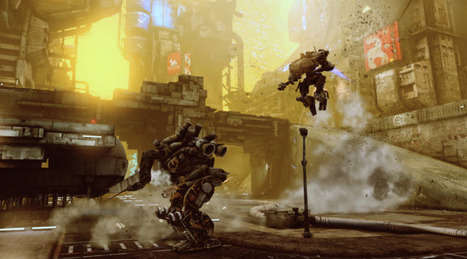 Machinima scores partnership to promote highly anticipated Hawken game (exclusive) - VentureBeat | The Machinimatographer | Scoop.it