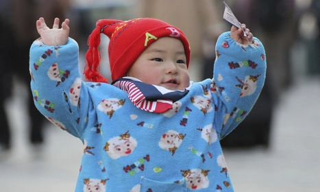 Time running out for China's one-child policy after three decades | Geography | Scoop.it