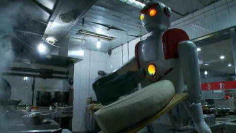 'Noedelrobot' helpt in Chinese keuken   15 Innovatieve toepassingen van ICT & technologie   Scoop.it