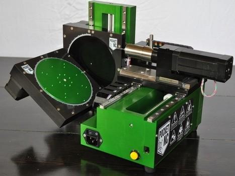Aparelho que cria objetos em 3D pode superar impressoras tradicionais | Híbridos | Scoop.it