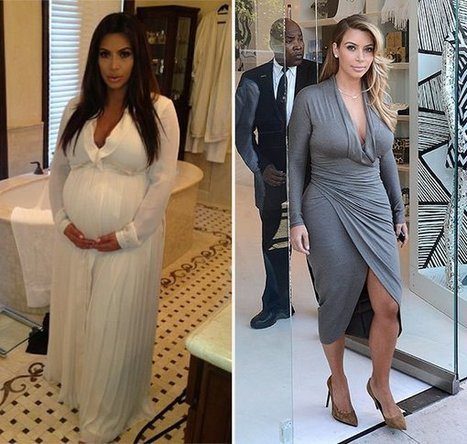 Kim Kardashian's Atkins Diet — How She Lost Weight After Baby ... | Health | Scoop.it