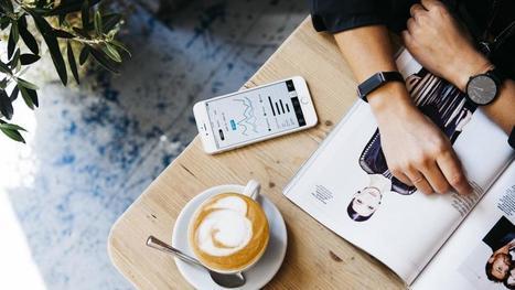 Zenta - Ce bracelet biométrique va devenir votre coach de vie | Hightech, domotique, robotique et objets connectés sur le Net | Scoop.it
