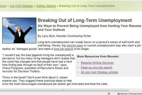 Web Wealth: Web help for the long-term unemployed | Writer, Book Reviewer, Researcher, Sunday School Teacher | Scoop.it