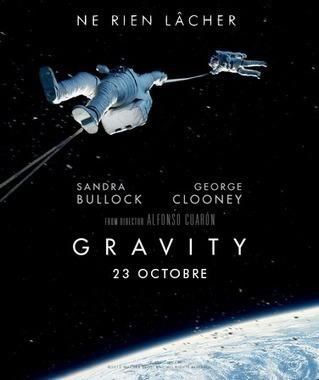 « Gravity », Bullock et Clooney perdus dans l'espace | La Dernière Séquence, mon blog cinéma | Scoop.it
