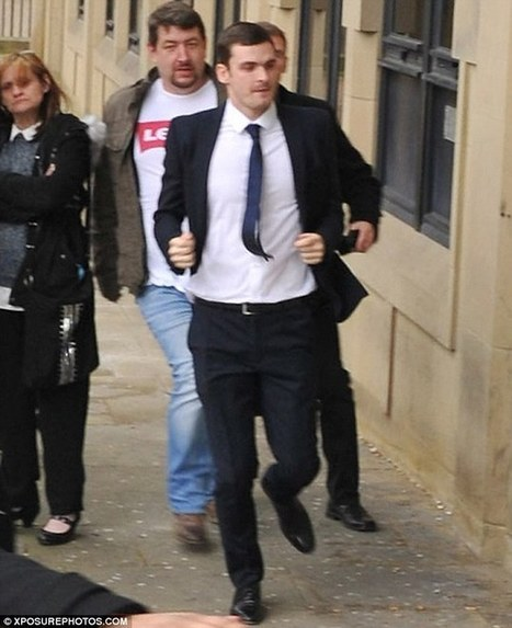 Revealed: Adam Johnson was arrested for possession of animal porn   Society and behaviour   Scoop.it