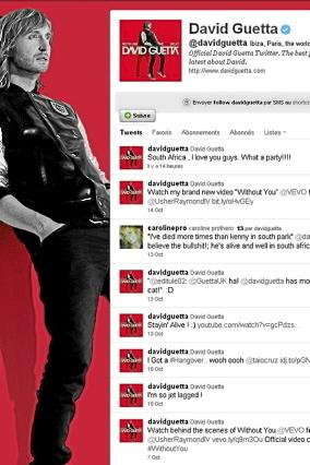 Les premiers gazouillis des annonceurs français sur Twitter | TV | Scoop.it