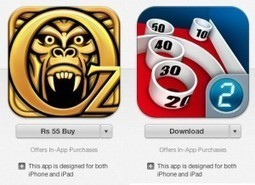 """Apple Adds """"Offers In-App Purchases"""" Warning to App Store Apps 
