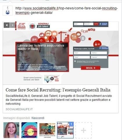 Facebook Immagini in anteprima: da oggi maggiore controllo - SocialMediaLife.it | I nodi della rete | Scoop.it