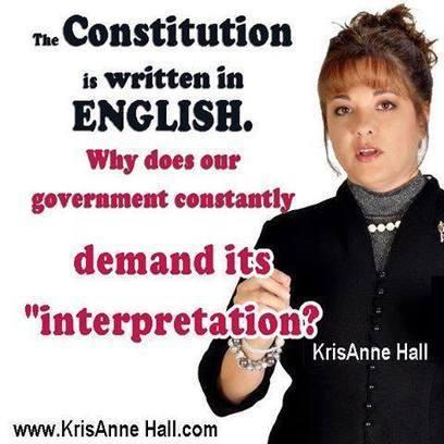 KrisAnne Hall | Criminal Justice in America | Scoop.it