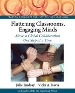 Flat Classroom Book | Technology in Library Media Center | Scoop.it