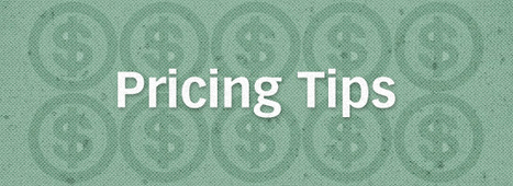 5 Pricing Tips to Earn More on Client Projects | Behaviour & Effectiveness | Scoop.it