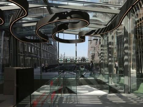 Les Dunes, l'immeuble de bureaux du futur selon Anne Démians | Dans l'actu | Doc' ESTP | Scoop.it