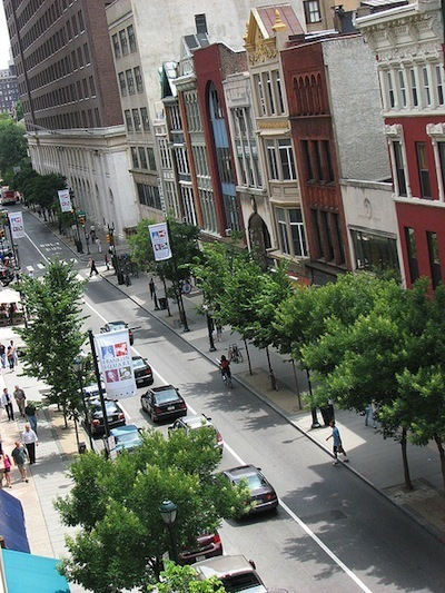 Next American City: Trees In Transit | AP Human Geography Education | Scoop.it