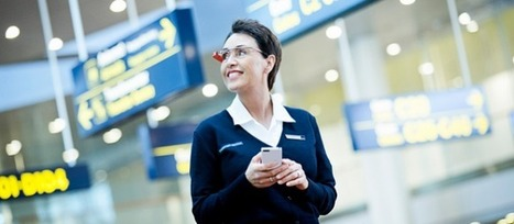 Hot heads the only downside of Google Glass for Copenhagen Airport | Airport Technology, Trends & News | Scoop.it