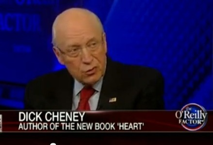 Watch: Bill O'Reilly Forces Dick Cheney to Admit the Pointlessness of His Wars | Middle East & Northern Africa | Scoop.it
