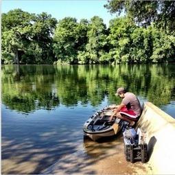 Dayvee's First Time Fishing at Austin Kayak | AustinKayak | Scoop.it