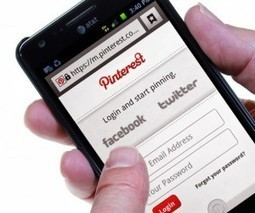 Pinterest Pinning Goes Mobile: Most Are 'Phoning It In' | Mobile Marketing Watch | Pinterest Marketing Tips | Scoop.it