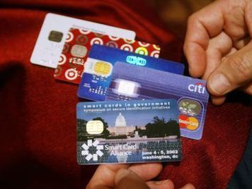 "#ALERT 'WAR ON CASH IS REAL - CREDIT CARD COMPANIES ARE FORCING EVERYONE TO USE ""SMART"" CREDIT CARDS: HOLD YOU RESPONSIBLE FOR FRAUDULENT PURCHASES' 