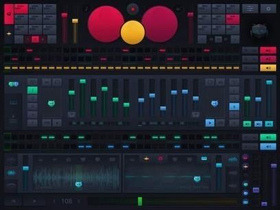 New app: Zillidrone groovebox | iPad music apps | Scoop.it