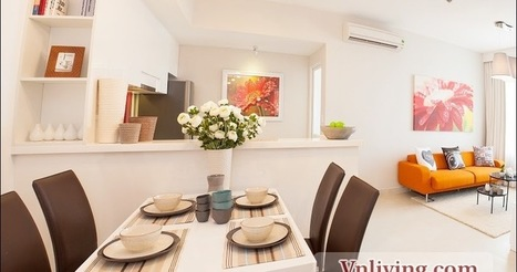 MODERN MASTER THAO DIEN APARTMENT 2 BEDROOMS FOR RENT FULLY FURNITURE | VNliving - Apartment for rent , sale in Ho Chi Minh city | Scoop.it