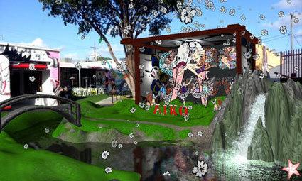 Du Steet Art en réalité augmentée | ESPACE PUBL... | Expériences Digitales, expériences digitales interactives et Gamification | Scoop.it
