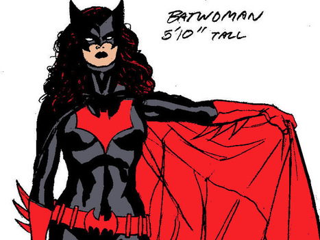 Book News: Why Batwoman Can't Get Married - NPR (blog)   books   Scoop.it