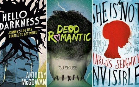 Top 10 YA books of 2013 - Telegraph | Young Adult Book Talk | Scoop.it