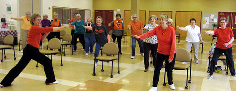 Fitness is for all seasons - Carroll County Times | Fitness Motivation | Scoop.it