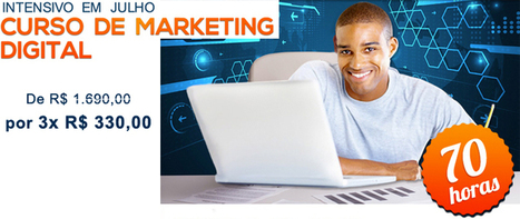 Curso de Marketing Digital – Intensivo – 70 horas | cursos | Scoop.it