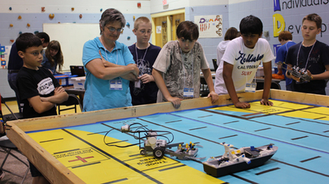 William & Mary -William & Mary receives $2.5 million for STEM education | tech for teachers | Scoop.it
