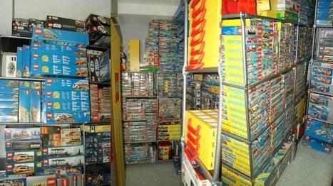"""Un Hannutois vend sa """"tonne"""" de Lego: 80 000 euros pour plus de 2000 modèles   HiddenTavern   Scoop.it"""