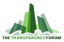The Transparency Forum Initiative launches | African Press Organization - APO | Scoop.it
