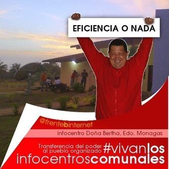 Twitter / felipe_r63: Gob. Bolivariano transfiere ... | En la lucha-Struggle goes on | Scoop.it