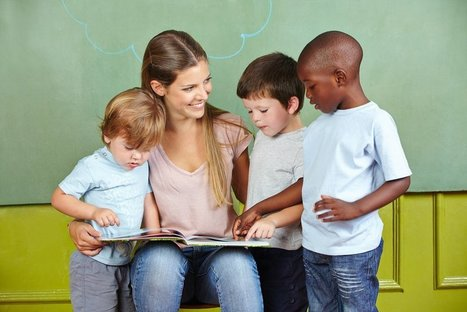 """What Does """"Transforming the Workforce"""" Say About Developing Young Children's Language and Literacy Skills? Part 1 