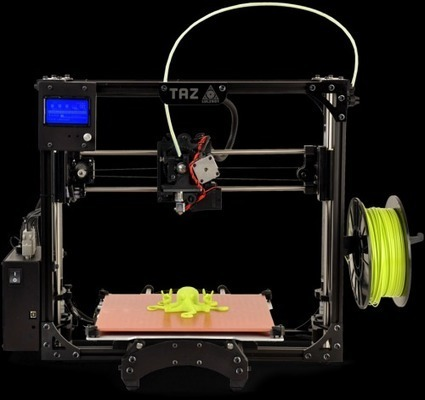 Which is the best (open source) 3D printer? | Makers hacedores fablab | Scoop.it