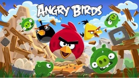 Nel 2016 uscirà il primo film d'animazione dedicato ad Angry Birds ... | Gioco e apprendimento | Scoop.it