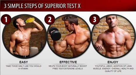 Interested In Superior Test X?..READ THIS BEFORE YOU BUY!! | | Superior Test X | Scoop.it
