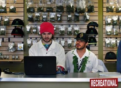 AP News : Colorado collects $2M in recreational pot taxes | DIY internet Marketing | Scoop.it