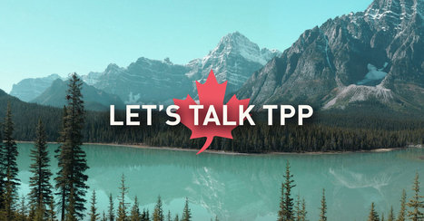 The government wants to hear from you on the TPP | Semantic Gnosis Web | Scoop.it