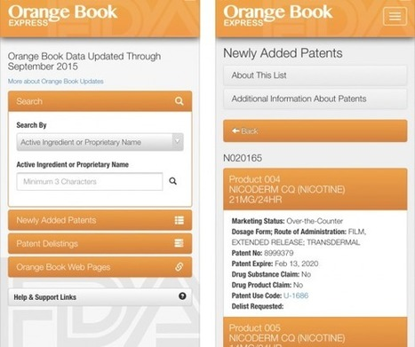 FDA launches OB Express medical app | Digital Healthcare Trends | Scoop.it