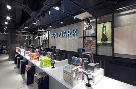 Primark store at Oxford Street by Dalziel and Pow, London » Retail Design Blog | Primark Internationalisation | Scoop.it