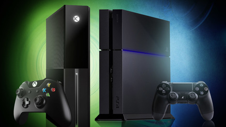 Most US homes stream content through games consoles | games | Scoop.it